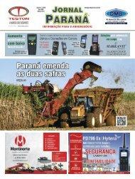 Jornal Paraná Janeiro 2016