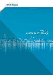 INVEST IN LIVERPOOL CITY REGION