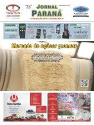 Jornal Paraná Fevereiro 2016