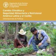 Seguridad Alimentaria y Nutricional América Latina y el Caribe