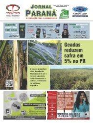 Jornal Paraná Junho 2016