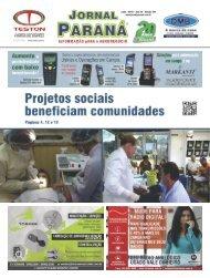 Jornal Paraná Julho 2016