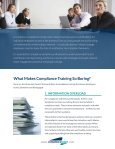 STOP BORING COMPLIANCE TRAINING - Page 2