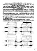 KitchenAid NEVADA 1600 WP - Washing machine - NEVADA 1600 WP - Washing machine DE (859200420000) Installazione - Page 3