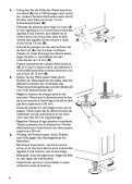 KitchenAid NEVADA 1600 WP - Washing machine - NEVADA 1600 WP - Washing machine DE (859200420000) Installazione - Page 6