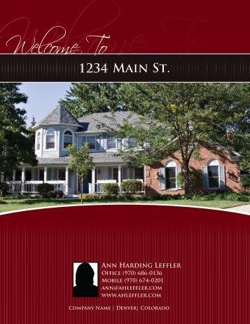 1234 Main St