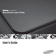 Samsung ML-1630W - ML-1630W/XAA - User Manual (ENGLISH)