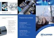 Präzision bis ins Detail. - Artur Küpper GmbH & Co. KG