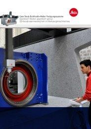 Case Study Leitz Messmaschine - Burkhardt und Weber ...