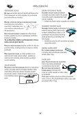 KitchenAid VT 265 BL - Microwave - VT 265 BL - Microwave CS (858726599490) Istruzioni per l'Uso - Page 5