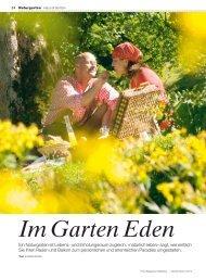 Im Garten Eden - AUFRAD.CH Home