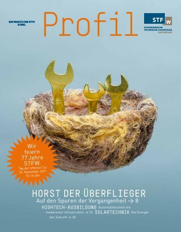 HORST DER ÜBERFLIEGER - STF