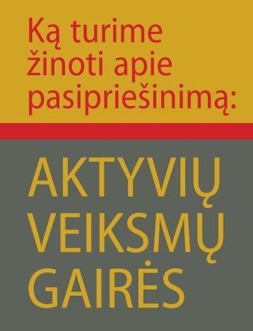 GAIRĖS
