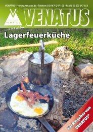 Lagerfeuerküche - Venatus