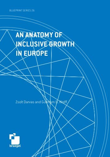AN ANATOMY OF INCLUSIVE GROWTH IN EUROPE