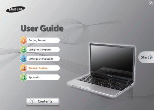 Samsung NP300E5C - NP300E5C-A0CUS - User Manual (Windows 7) (ENGLISH)