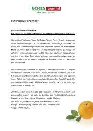 Unternehmensportrait PDF - Eckes-Granini Group