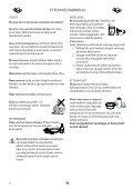 KitchenAid VT 265 FW - Microwave - VT 265 FW - Microwave ET (858726599280) Istruzioni per l'Uso - Page 4