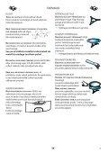 KitchenAid VT 265 FW - Microwave - VT 265 FW - Microwave ET (858726599280) Istruzioni per l'Uso - Page 5