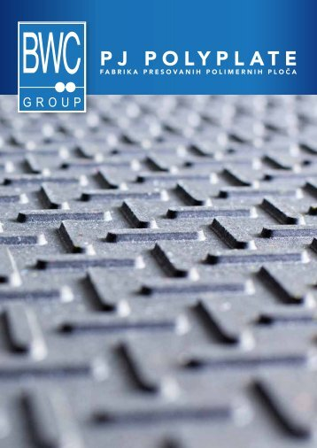 PolyPlate Katalog SRB