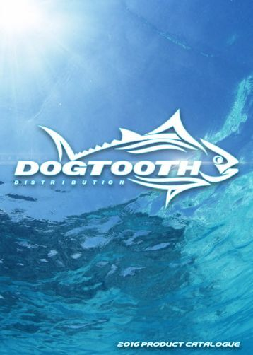 Dogtooth Distribution 2016 Sample Catalogue