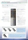 "Samsung 60"" Class (60.0"" Diag.) LED 8000 Series Smart TV - UN60ES8000FXZA - Smart Integration Guide ver. 1.0 (SPANISH,3.73 MB) - Page 2"