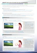 "Samsung 60"" Class (60.0"" Diag.) LED 8000 Series Smart TV - UN60ES8000FXZA - Smart Integration Guide ver. 1.0 (SPANISH,3.73 MB) - Page 3"