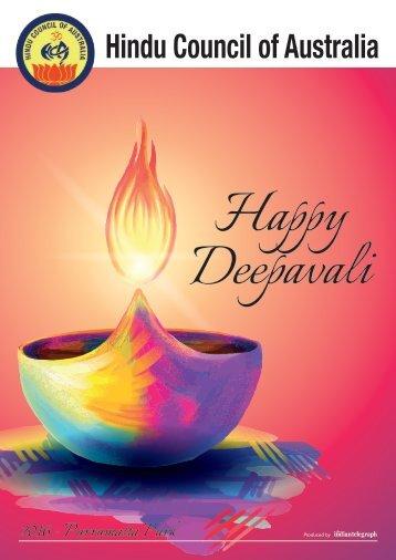 HCA-A4 Deepavali Magazine-2016