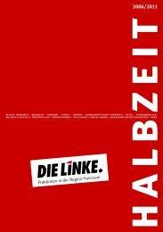 halbzeit - DIE LINKE. Fraktion im Rat der Landeshauptstadt Hannover