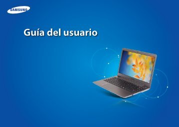 "Samsung Series 5 14"" Notebook - NP535U4C-A01US - User Manual (Windows 8) ver. 1.4 (SPANISH,18.36 MB)"