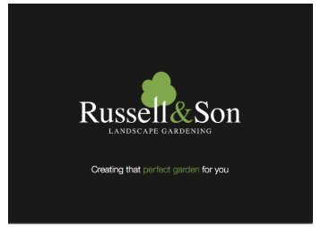 Russell and Son PDF Brochure