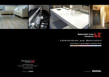 decoran®-glaskeramik - Naturstein GmbH Kolodzeiski