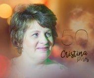 Cristina 50 Anos