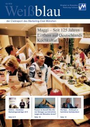 Maggi – Seit 125 Jahren Einfluss auf Deutschlands Kochkultur