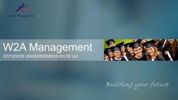 W2A Management