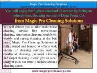 Tile Floors Dana Point, CA|Magic Pro Cleaning Solutions