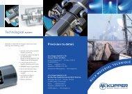 Precision to detail. - Artur Küpper GmbH & Co. KG
