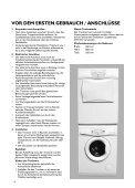 KitchenAid DK 5140 E - Dryer - DK 5140 E - Dryer DE (854021420000) Istruzioni per l'Uso - Page 2