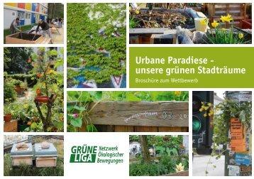 unsere grünen Stadträume
