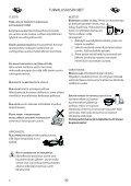 KitchenAid JT379 INOX - Microwave - JT379 INOX - Microwave FI (858737915790) Istruzioni per l'Uso - Page 4