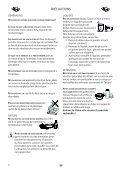 KitchenAid JT379 INOX - Microwave - JT379 INOX - Microwave FR (858737915790) Istruzioni per l'Uso - Page 4