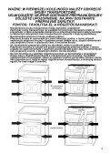 KitchenAid HDW 7000/PRO BK - Washing machine - HDW 7000/PRO BK - Washing machine HU (858311801000) Installazione - Page 3