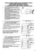KitchenAid HDW 7000/PRO BK - Washing machine - HDW 7000/PRO BK - Washing machine HU (858311801000) Installazione - Page 7