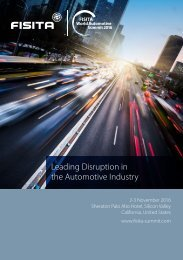 Leading Disruption in the Automotive Industry