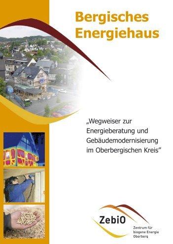 Bergisches Energiehaus - und TechnologieCentrum Gummersbach ...