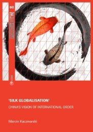 60 'Silk globalisation'