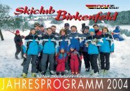 75217 Birkenfeld - Skiclub Birkenfeld