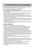 KitchenAid Newport - Dryer - Newport - Dryer DE (857531012010) Istruzioni per l'Uso - Page 3