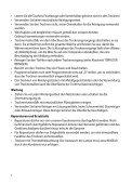 KitchenAid Newport - Dryer - Newport - Dryer DE (857531012010) Istruzioni per l'Uso - Page 6
