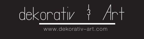 Logo dekorativ-art